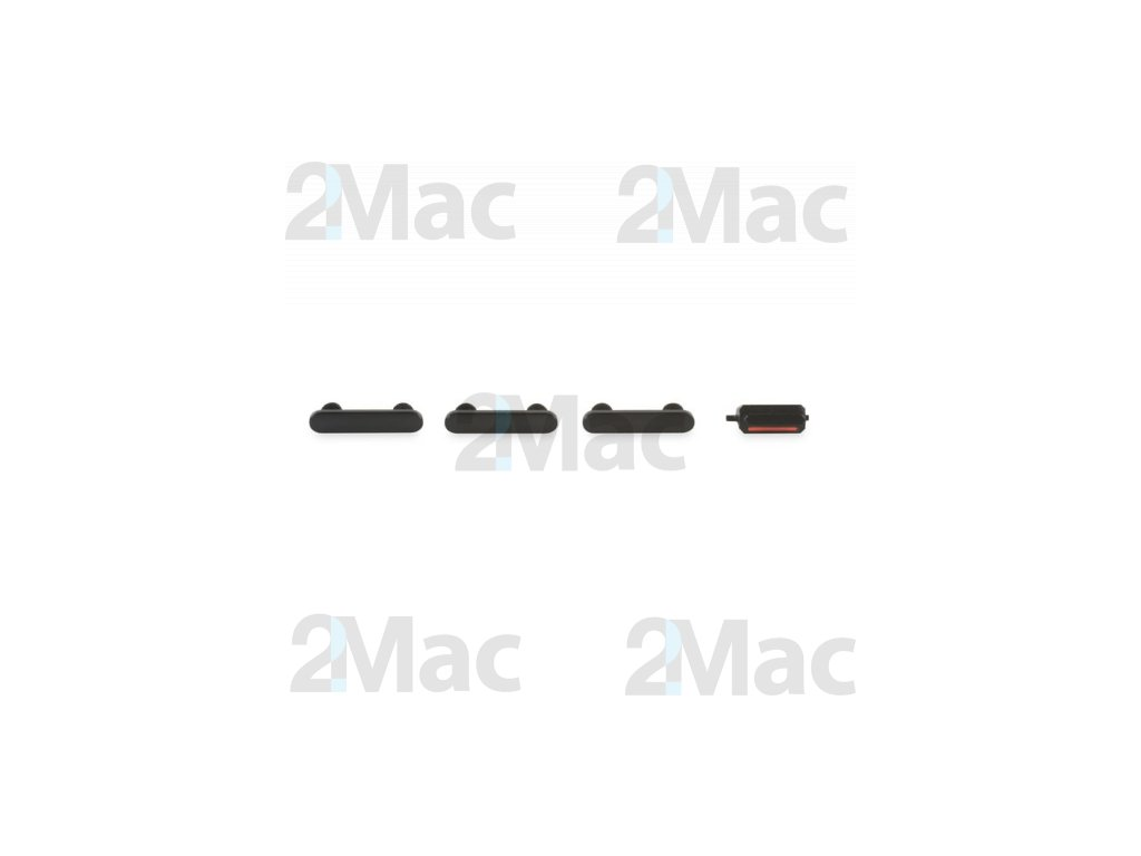 iPhone 7 Side Buttons Set Black
