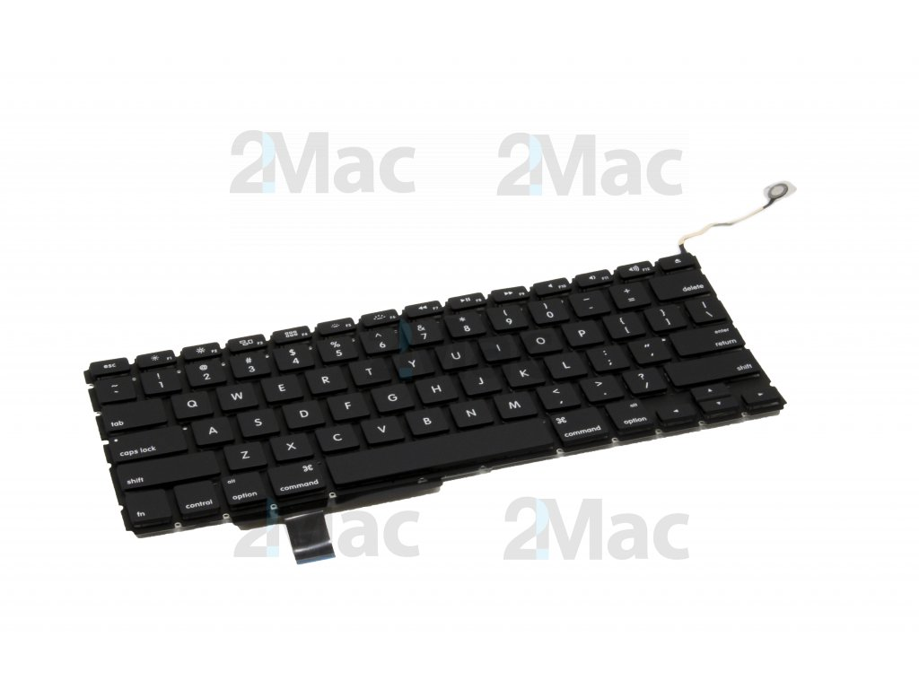 keyboard macbook pro 17 a1297 america