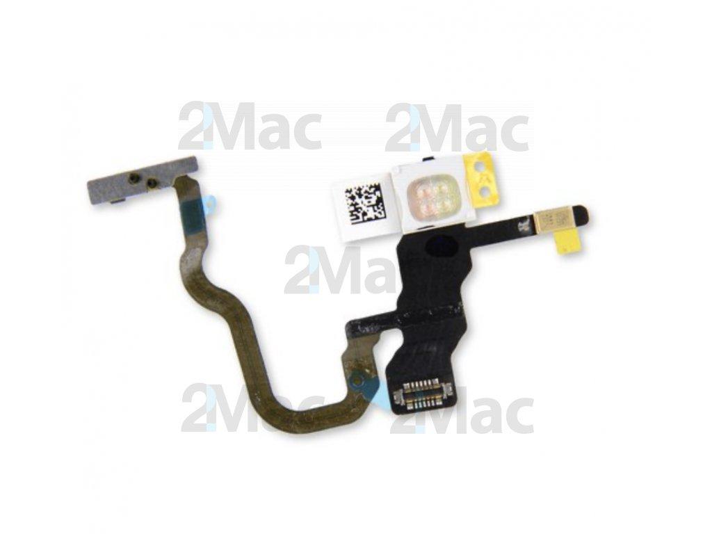 Flex s mikrospínačem POWER pro Apple iPhone X