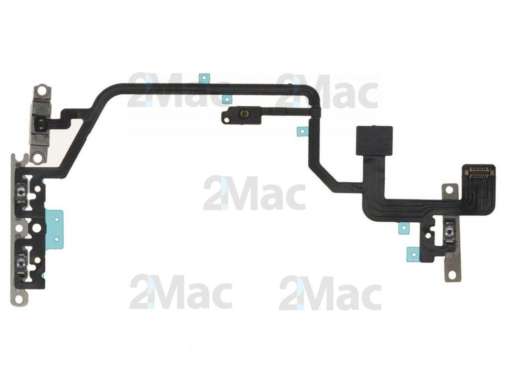 Apple iPhone XR Flex s mikrospínačem POWER a Volume