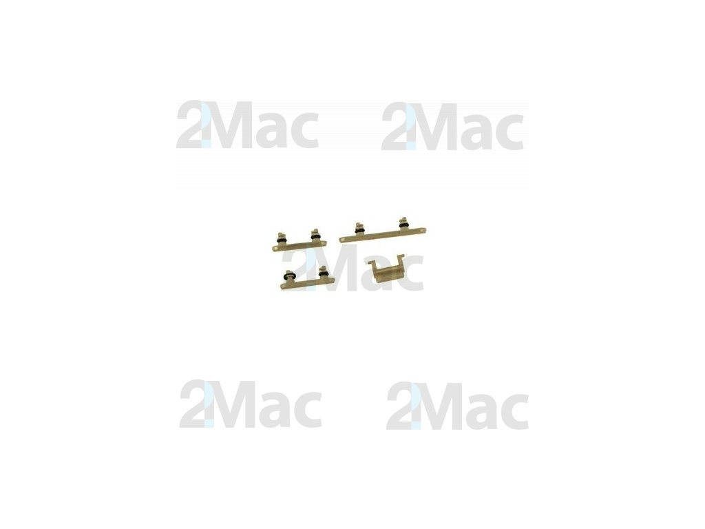iPhone XR Side Buttons Set Yellow