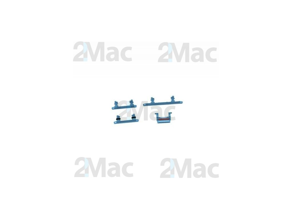 iPhone XR Side Buttons Set Blue