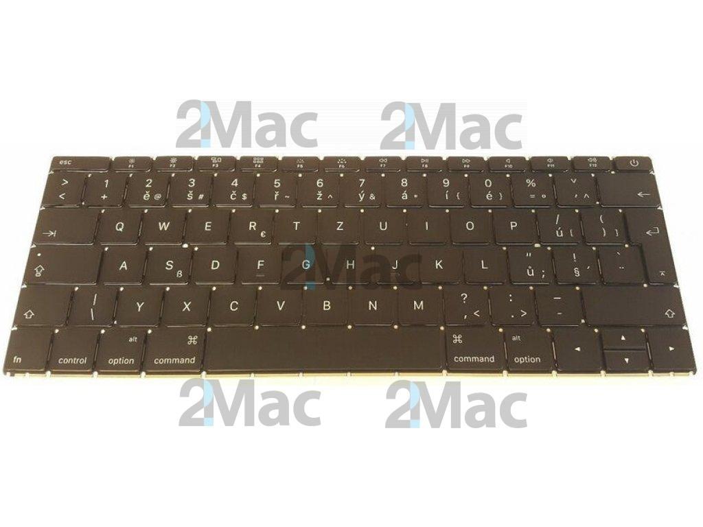 """Klávesnice A1237/A1304 pro Apple MacBook Air 13"""" (Late 2008-Mid 2009), česká CZ verze"""