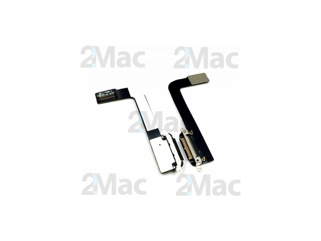 charging dock connector flex ipad 3 white