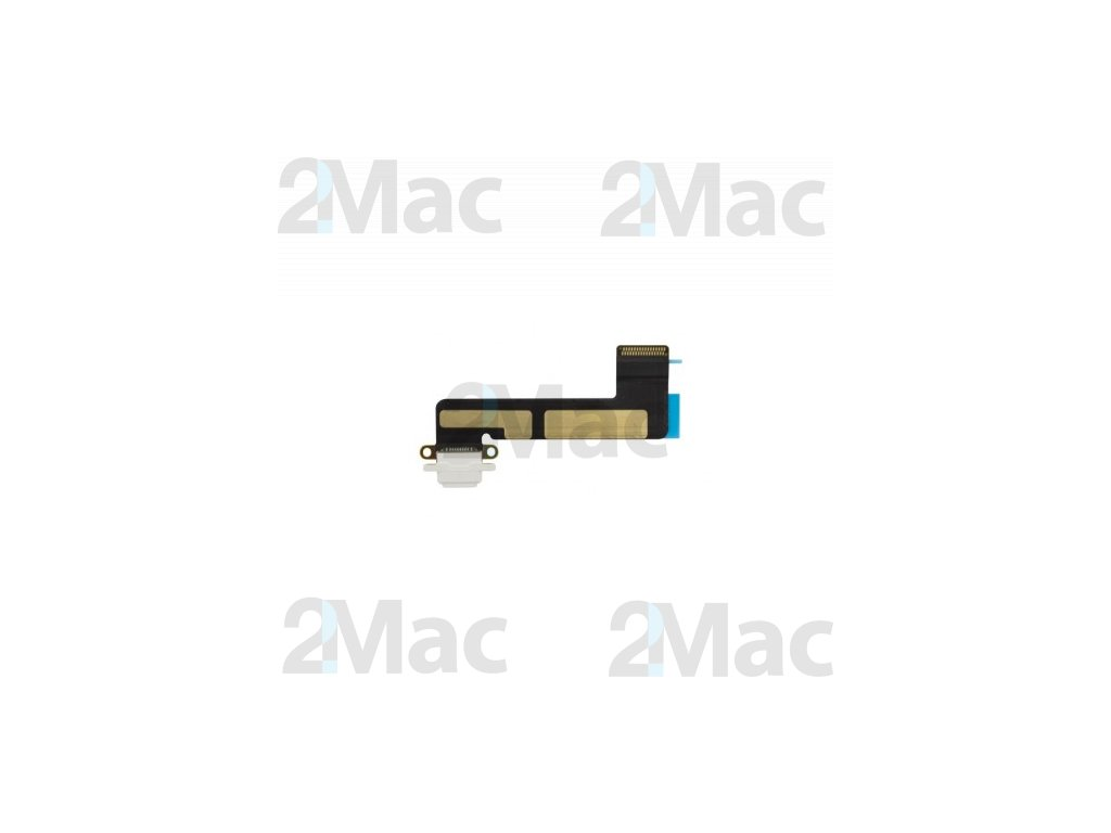 charging dock connector flex ipad mini 1 white