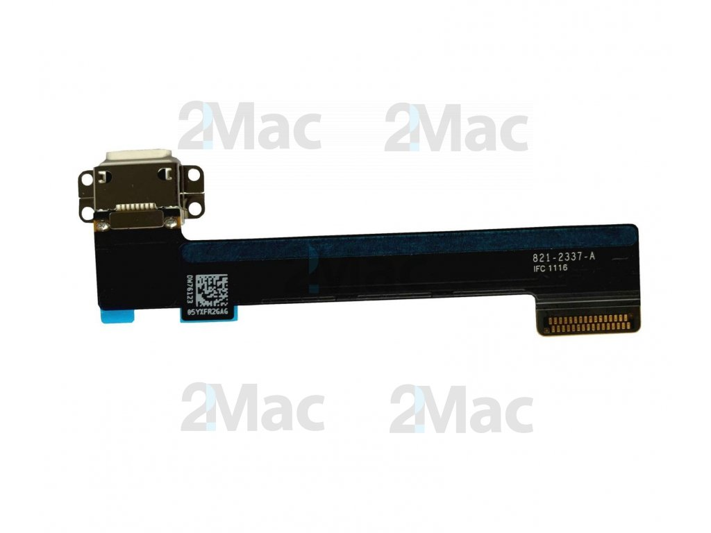 charging dock connector flex ipad mini 4 white