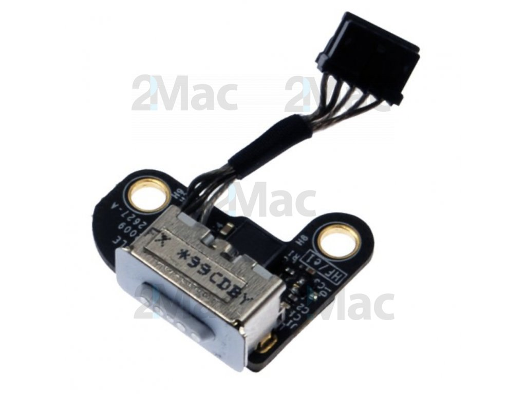 DC Board pro Apple Macbook A1342 (Late 2009 - Mid 2010)