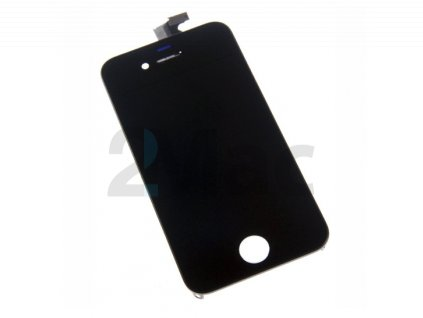LCD displej pro Apple iPhone 4 Black - Premium High Copy