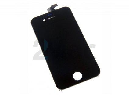 LCD displej pro Apple iPhone 4S Black - Premium High Copy