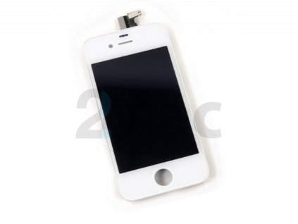 LCD displej pro Apple iPhone 4S White - Premium High Copy