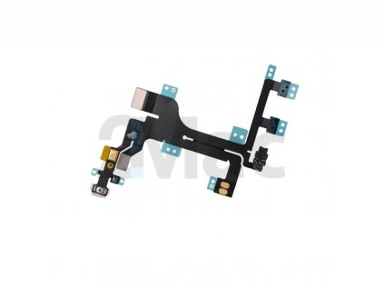 flex kabel s prepinacem mute ovladani hlasitosti power pro apple iphone 5c