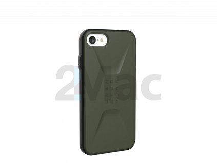 UAG Civilian, olive - iPhone SE