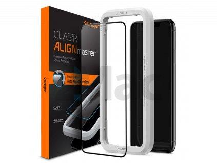 Spigen Align Glass FC - iPhone 11/XR