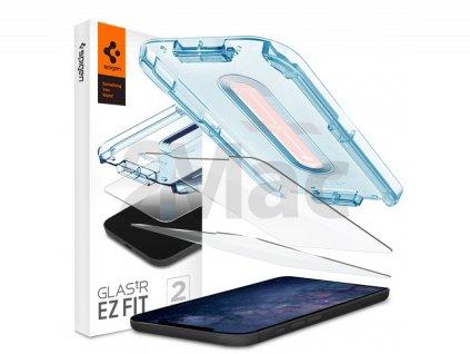 Spigen Glas tR EZ Fit, 2P - iPhone 12 mini