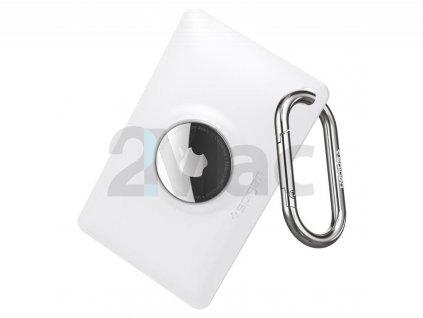 Spigen Air Fit Card Case, white - Apple AirTag