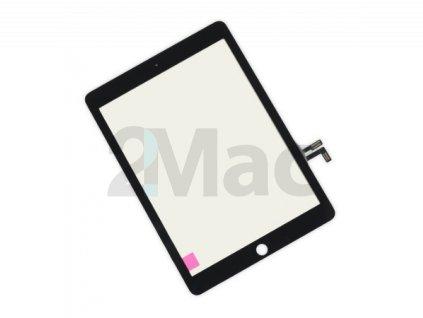Přední dotykové sklo (touch screen) pro Apple iPad 5/Air Black - High Copy