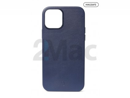 Decoded BackCover, navy - iPhone 12/12 Pro