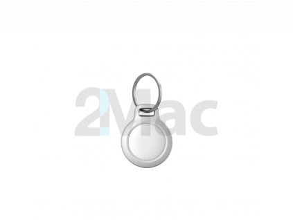 Nomad Rugged Keychain, white - Apple AirTag