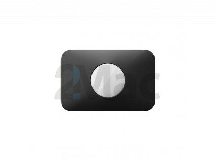 Nomad AirTag Card, black