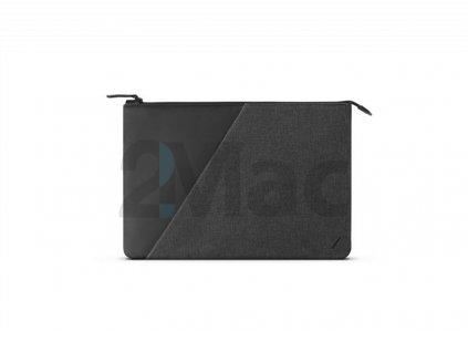 "Native Union Stow Fabric Case, slate - MacBook 13"""