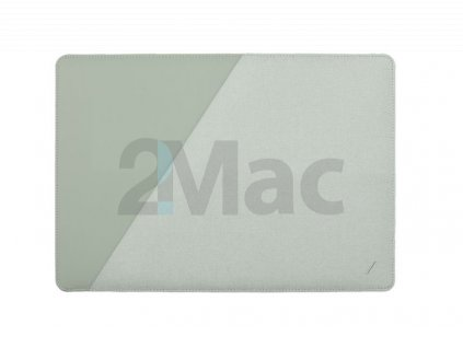 "Native Union Stow Sleeve, sage - MacBook 13"""