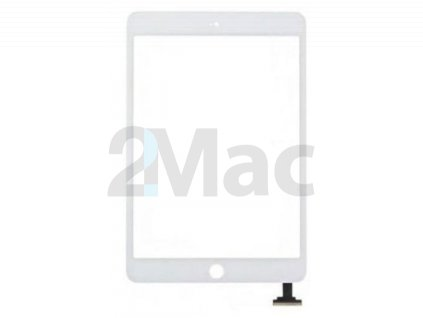 Přední dotykové sklo (touch screen) pro Apple iPad Mini 1/2 White - Hight Copy