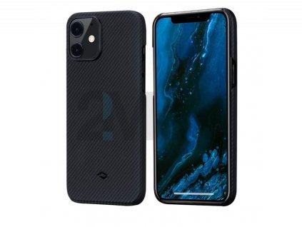 Pitaka Air case, black/grey - iPhone 12 mini