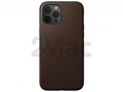 Nomad Rugged Case, brown - iPhone 12 Pro Max