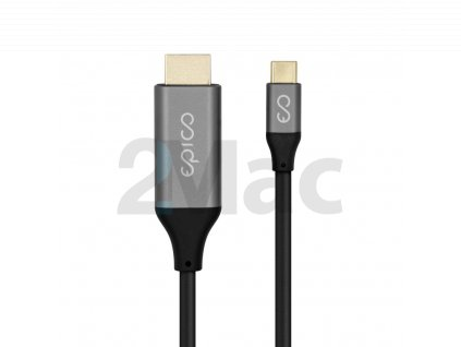 Epico USB Type-C to HDMI CABLE 1.8m (2020) - space gray