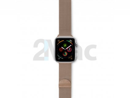 EPICO MILANESE BAND FOR APPLE WATCH 42/44/45 mm - gold