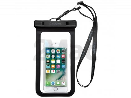 Spigen Velo A600 Waterproof Phone Case, black