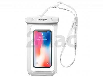 Spigen Velo A600 Waterproof Phone Case, white