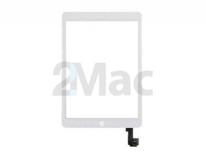 Přední dotykové sklo (touch screen) pro Apple iPad Air 2 White - High Copy