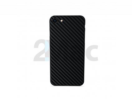 EPICO CARBON CASE iPhone 7/8/SE 2020 - černá
