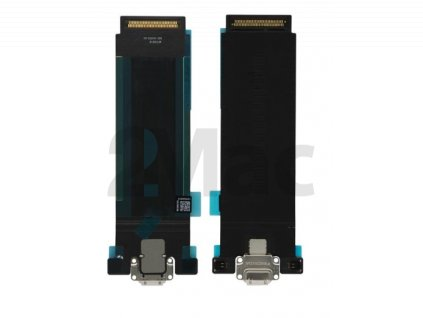 charging dock connector flex ipad pro 12.9 (2017) grey