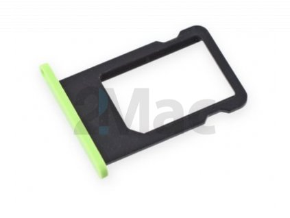 šuplík na SIM kartu iPhone 5C - Yellow