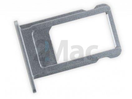 šuplík na SIM kartu iPhone 6s - Space Gray