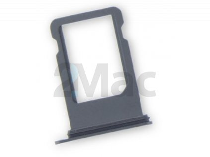 šuplík na SIM kartu iPhone 8 - Space Grey