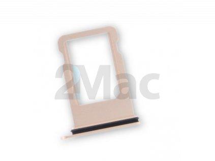 šuplík na SIM kartu iPhone 8 Plus - Gold