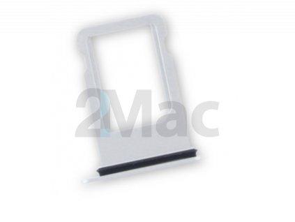 šuplík na SIM kartu iPhone X - Silver
