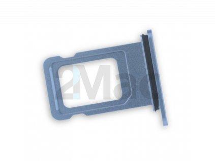 šuplík na SIM kartu iPhone XR - (Světle modrá)