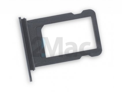 šuplík na SIM kartu iPhone XS Max - Space Grey