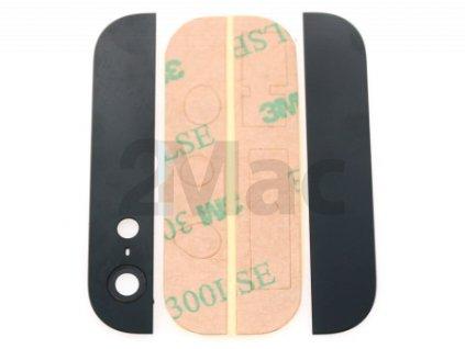 Krycí sklo zadní kamery pro Apple iPhone 5 - Černé
