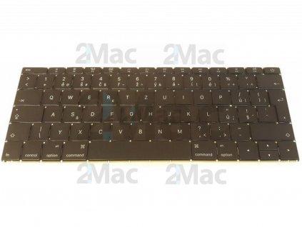 """Klávesnice A1181 pro Apple MacBook 13"""" (Late 2007 to Mid 2009), česká CZ verze"""