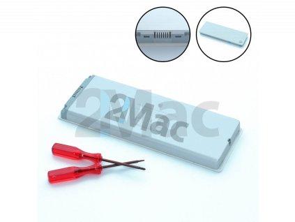 Baterie A1185 (5600mah) pro Apple MacBook 13″ A1181 White (rok 2006 až 2009) - kvalita A+ (2Mac)