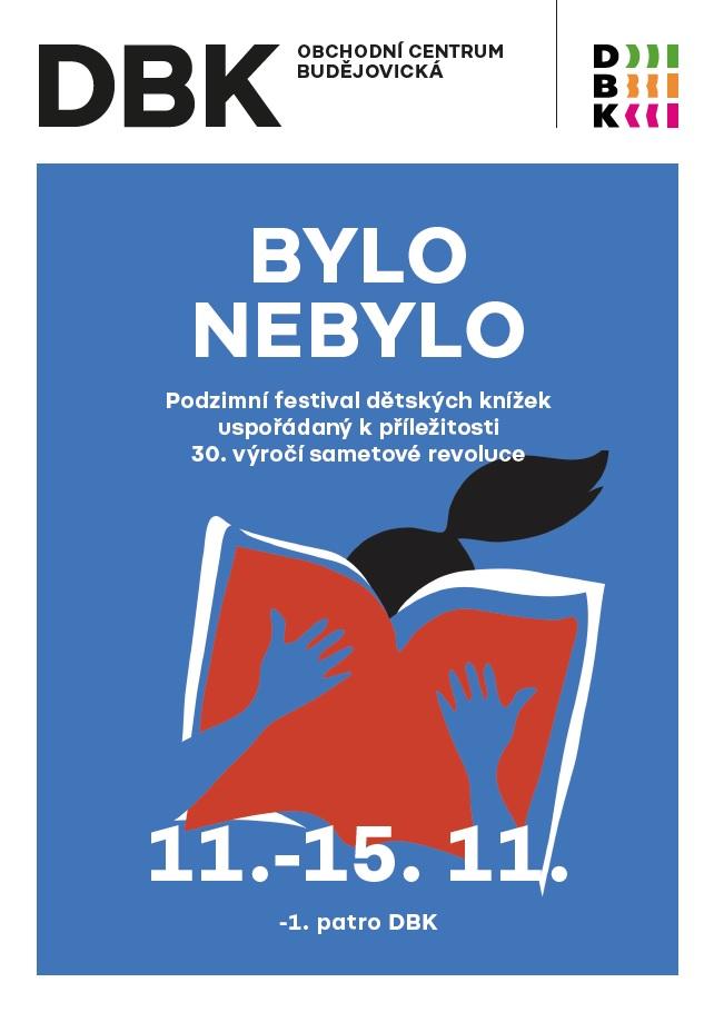 Bylo nebylo - podzimní festival v DBK Praha