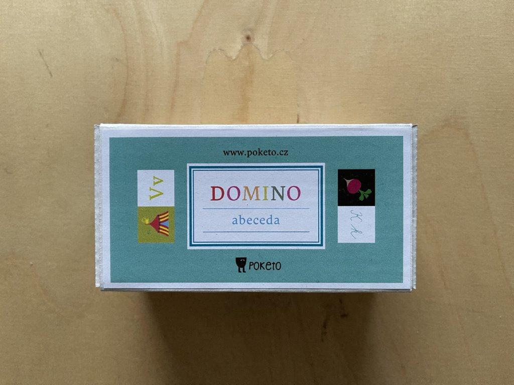 Domino - abeceda