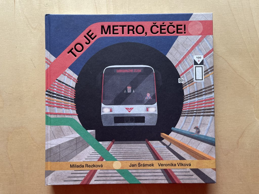 To je metro, čeče!
