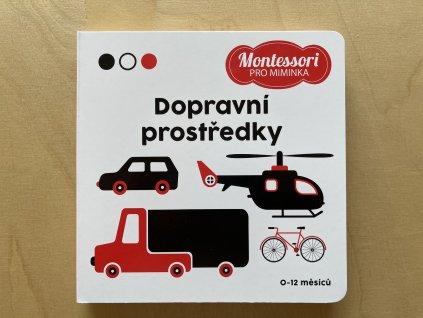 Montessori pro miminka: Dopravní prostředky