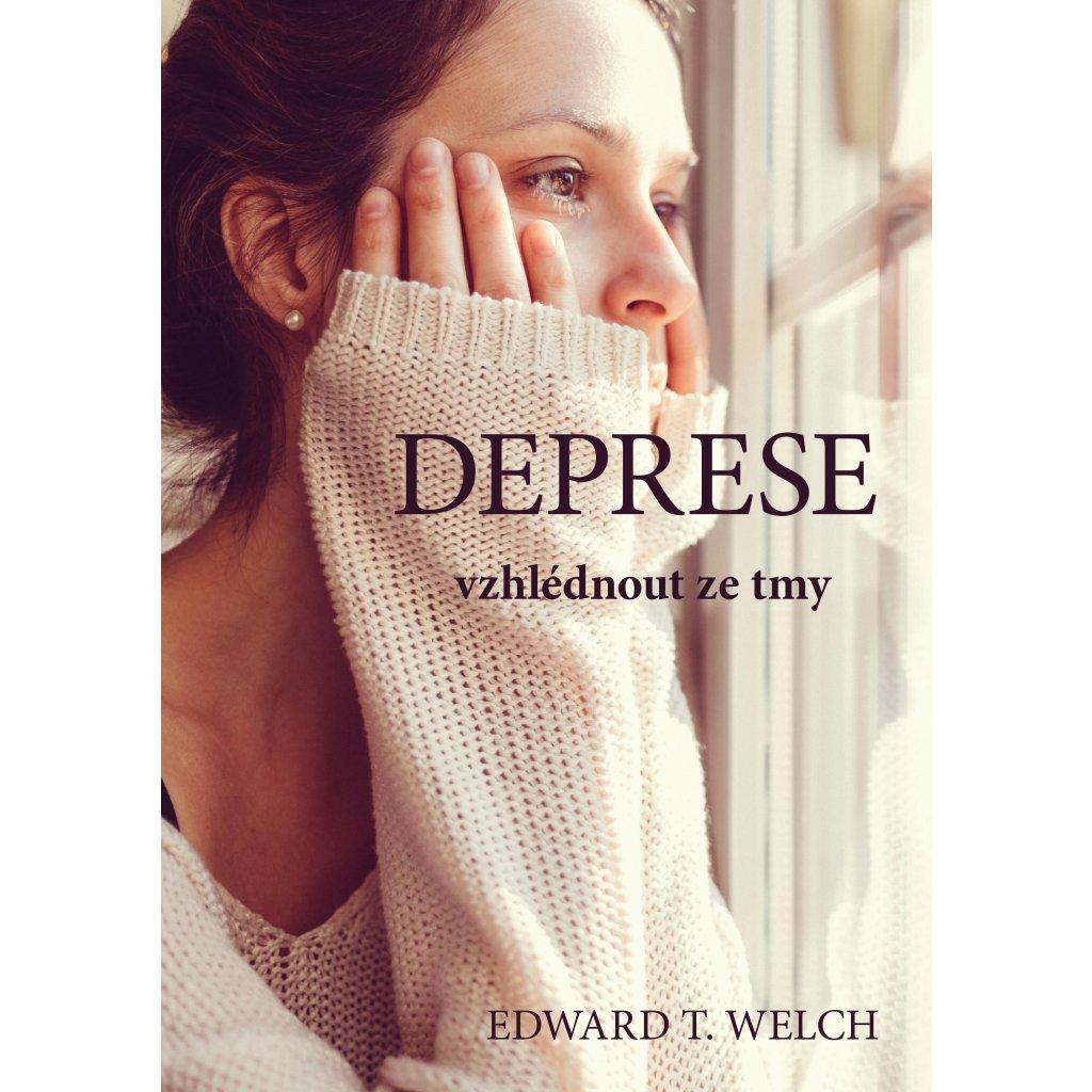 Deprese kniha z1